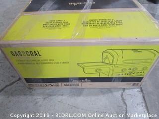 Char-Broil Grill Gas 2 Coal