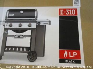 Weber Genesis II LP Gas Barbecue E-310