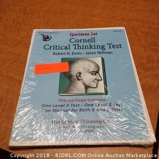 Cornell Critical Thinking Test