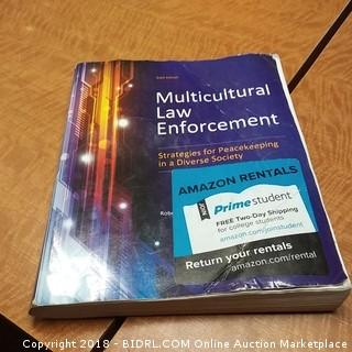 Multicultural Law Enforcement