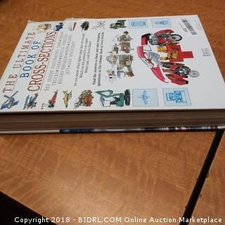 The Ultimate Book of Cross Sections