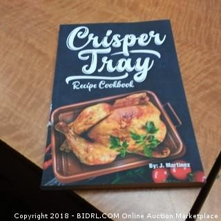 Crisper Tray Recipe Cookbook