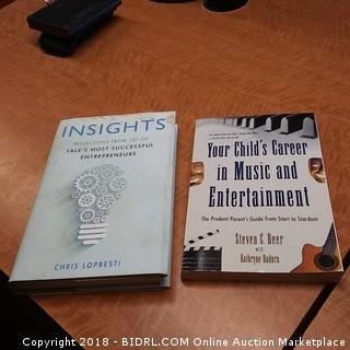 Insights and Your Child's Career in Music and Entertainment