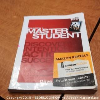 Master Student