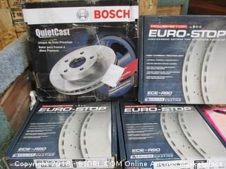 Bosch Euro Stop High Carbon Rotors