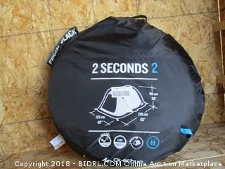 2Seconds2 Pop Up tent