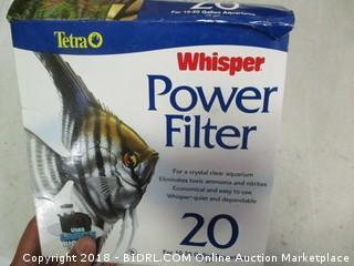 Fish Tank Power Filter