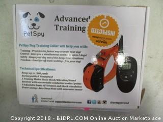 Advanced Dog Training Collar