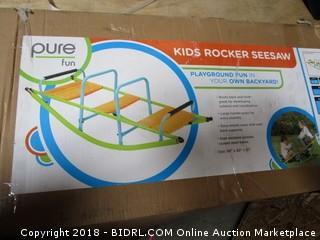 Kids Rocker Seesaw