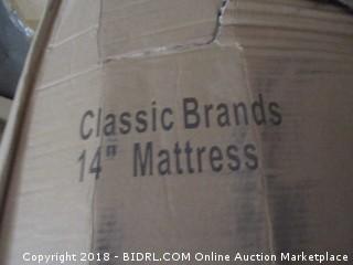 "Classic Brand 14"" Mattress"
