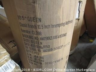 """Queen  10.5""""  Innerspring"""