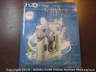h2O Floss Premium Irrigator