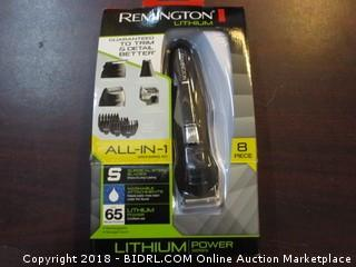 Remington Groomer Kit