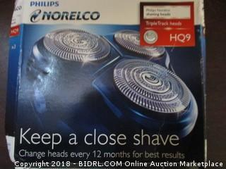 Philips Norelco Shaver Heads