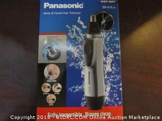 Panasonic Nose & Facial Hair Trimmer