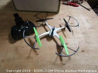 Drone (not tested)