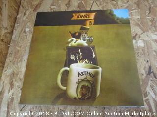 The Kinks Arthur Record