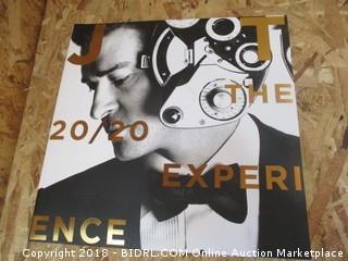 Justin Timberlake 20/20 Record