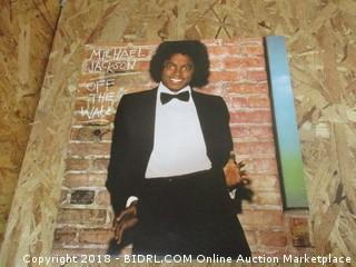 Michael Jackson Off the Wall Record