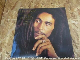 Legend of Bob Marley 3oth Anniversary Record
