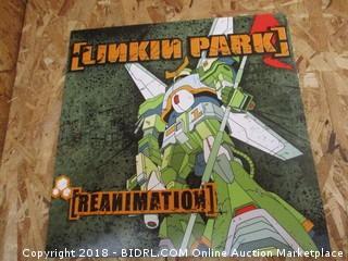 Linkin Park Reanimation Record