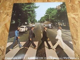 Beatles Abbey Road Record
