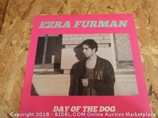 Ezra Furman Day of the Dog Record