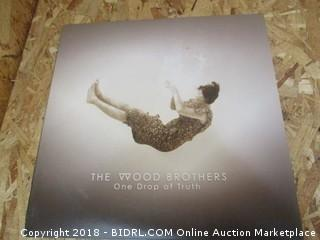 The Wood Brothers One Drop of Truth Record