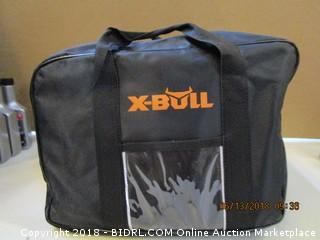 XBull Bag with accessories/ see pictures