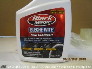 Black Magic Tire Cleaner