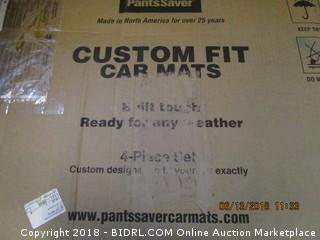 Custom Fit Car Mats
