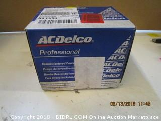 ACDelco Remanufactured Power Steering Pump