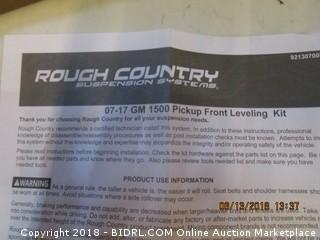 Rough Country  07-17 GM 1500 Pickup Front Leveling Kit
