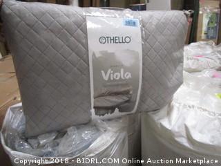 Viola Goose Down Pillow