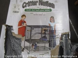 Midwest Critter Nation Double Unit with Stand (Retail $117.00)