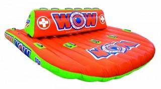 WOW World of Watersports, 13-8020, 8 Person Big Momma Water Sled, Sit in Front, Stand in Back (Retail $1,279.00)