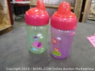 Avent Sippy Cups