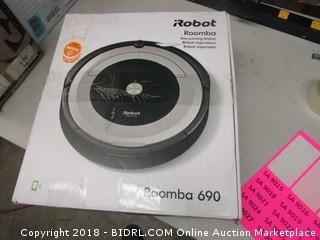 Roomba Vacuuming Robot 690