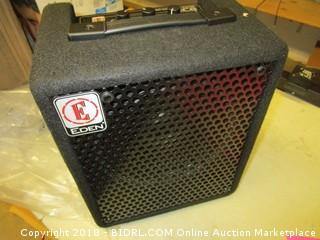 Eden Amplifier