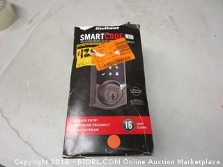 Smartcode 915 Touchscreen Electronic Deadbolt