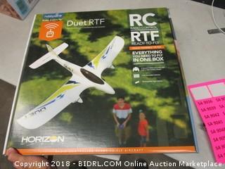 RC Duet RTF Horizon Plane