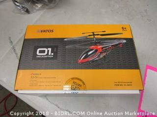 Vatos 01 Helicopter