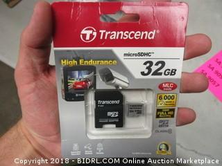 Transcend High Endurance 32GB SD Card