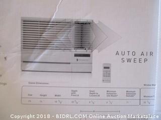 Friedrich Chill CP06G10B 6000 BTU Window Air Conditioner (Retail $319.00)