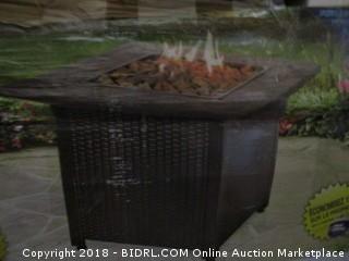 Endless Summer GAD1401M LP Gas Outdoor Fireplace (Retail $178.00)
