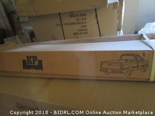 OE Replacement Chevrolet/GMC Rear Bumper Face Bar (Partslink Number GM1102166) (Retail $120.00)