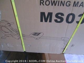 Merax Rowing Machine