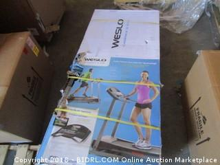 Weslo Cadence G 5.9i Cadence Treadmill, Black (Retail $287.00)