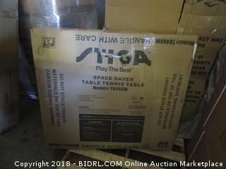 STIGA Space Saver Table Tennis Table (Retail $182.00)