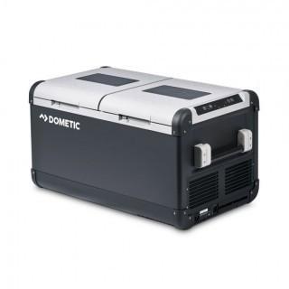 Dometic CFX-75DZW Black/Gray CFX75 DUAL Portable Refrigerator/Freezer (Zone, 2.5 Cu.ft. 120/12-24V with Wifi) (Retail $1,099.00)